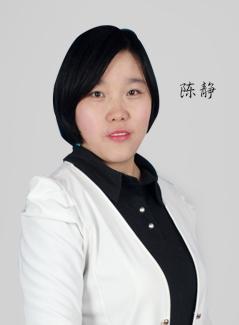 社科赛斯英语老师陈静