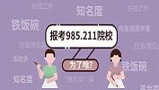 考研:那些非985、211不可的理由!